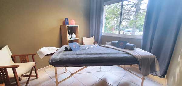 rendez vous cabinet massage bien être énergétique Vertou Nantes 44